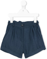 Lapin House - elasticated back shorts - kids - Spandex/Elastane/Tactel/viscose - 4 yrs