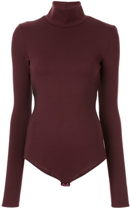 Maison Margiela Turtleneck Knitted Bodysuit