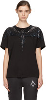 Marcelo Burlon County of Milan Black Odakota T-shirt