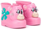 Mini Melissa 'JS' monkey boots