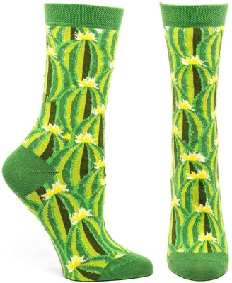 Ozone Womens Spiny Succulent Sock
