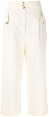 Nk Pockets Culotte Trousers
