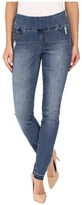Jag Jeans Nora Pull-On Skinny Comfort Denim in Weathered Blue