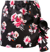 MSGM floral print skirt - women - Polyester - 42