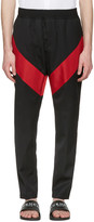 Givenchy Black Casual Trousers