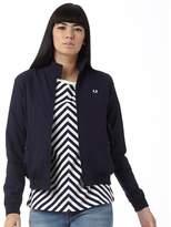 Fred Perry Womens Classic Harrington Jacket Dark Carbon