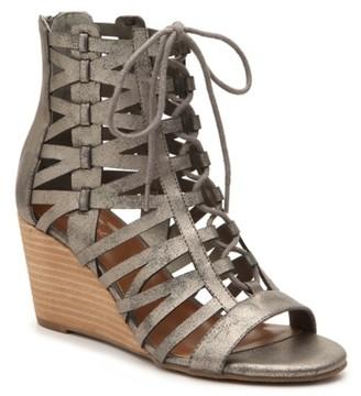 Crown Vintage Daring Wedge Gladiator Sandal