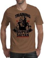 TopLAD Training to go Super Saiyan Mens T-Shirt /
