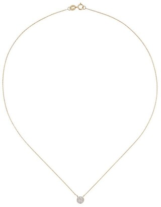 Dana Rebecca Designs diamond and 14kt gold Lauren Joy necklace