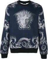Versace 'Lenticular Foulard' sweatshirt
