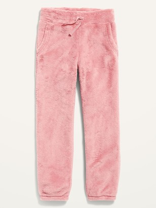 Old Navy Cozy Plush Sherpa Sweatpants for Girls