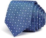 BOSS Alternating Medium Dot Skinny Tie