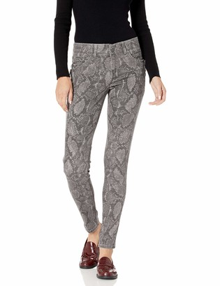 "Democracy Women's 30/10"" Side Zip Ab Solution Jegging"