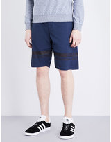 Stone Island Marina Regular-fit Stretch-cotton Shorts