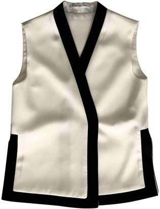 Christian Dior White Knitwear for Women