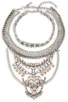 BaubleBar Xenia Choker & Bib Necklaces