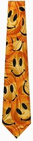 Buy Your Ties Mens Smiley Faces Necktie