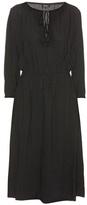 A.P.C. Long-sleeved Dress