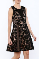 Adelyn Rae Loretta Lace Dress