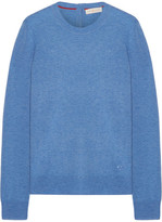 Tory Burch Iberia Cashmere Sweater - Blue