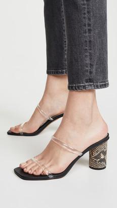 Dolce Vita Noles Vinyl Slide Sandals