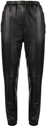 3.1 Phillip Lim Leather Track Pant