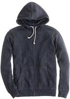 J.Crew Cotton-cashmere zip hoodie