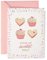 Lana's Shop Set of 8 Sweetest Treat Valentine's Card Note Cards