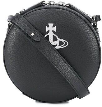 Vivienne Westwood Logo Plaque Circle Bag