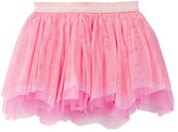 Baby Sara Multi Color Hankie Hem Mesh Tutu (Toddler & Little Girls)