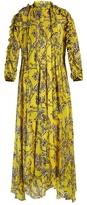 Ellery Jacqueline floral-print silk-georgette maxi dress
