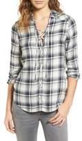 Paige Women's Clea Plaid Shirt