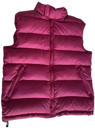 Aspesi Pink Jacket for Women