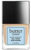 Butter London Sheer Wisdom Nail Tinted Moisturizer, Light, 0.4 fl. oz.