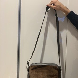 Tom Ford Brown Suede Bags