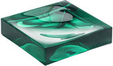 Kartell Square Soap Dish - Aquamarine Green