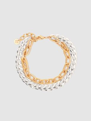 Tess + Tricia Quinn Double Bracelet