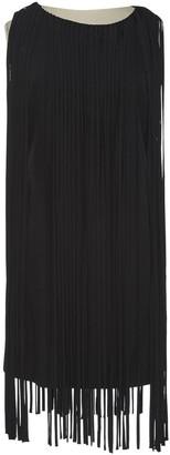 Kate Moss For Topshop Black Polyester Dresses