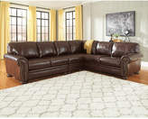 Signature Design by Ashley Banner 3-pc. Sectional