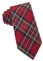 Lord & Taylor Boy's Royal Stewart Silk Tie