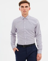 Brooksfield Luxe Three Coloured Textured Shirt