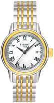 Tissot Women's Carson T085.210.22.013.00 Stainless-Steel Swiss Quartz Watch