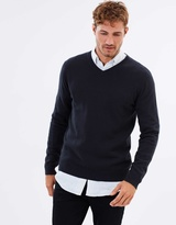 Staple V-Neck Knit