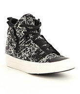 Converse Selene Winter Knit Hi-Top Sneakers