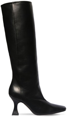 Miista 80mm Inga Leather Tall Boots