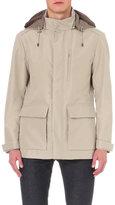 Hugo Boss Hooded Shell Jacket
