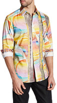 Robert Graham Lake Mead Long Sleeve Classic Fit Woven Shirt