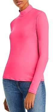Fore Mock Neck Top