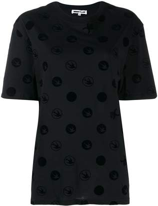 McQ Spot motif T-shirt