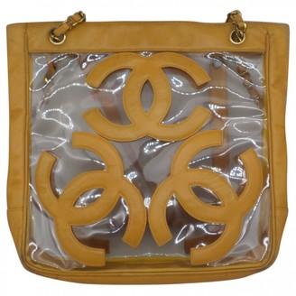 Chanel Camel Leather Handbags